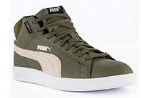 высокие водонепронецаемые кроссовки от Puma
