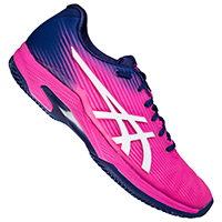 Damen Sneaker ASICS Solution Speed FF Clay - Tennisschuhe
