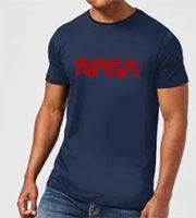 T-Shirt mit NASA Motiv
