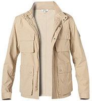 Fieldjacket aus Baumwolle von AIGLE
