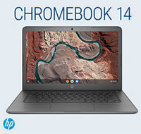 HP ChromeBook 14 (2020) 14-db0004ng