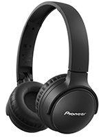 PIONEER S3 Wireless schwarz - On-Ear-Kopfhörer (faltbar, eingebautes Mikrofon)