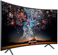Samsung UE49RU7379 Curved-LED-Fernseher (123 cm 49 Zoll 4K Ultra HD) smart TV