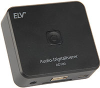 ELV Audio-Digitalisierer AD100