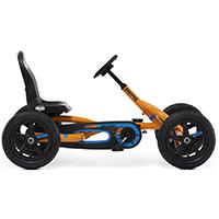 BERG Pedal Go-Kart Buddy B-Orange