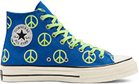 Unleash Peace Chuck 70 High Top