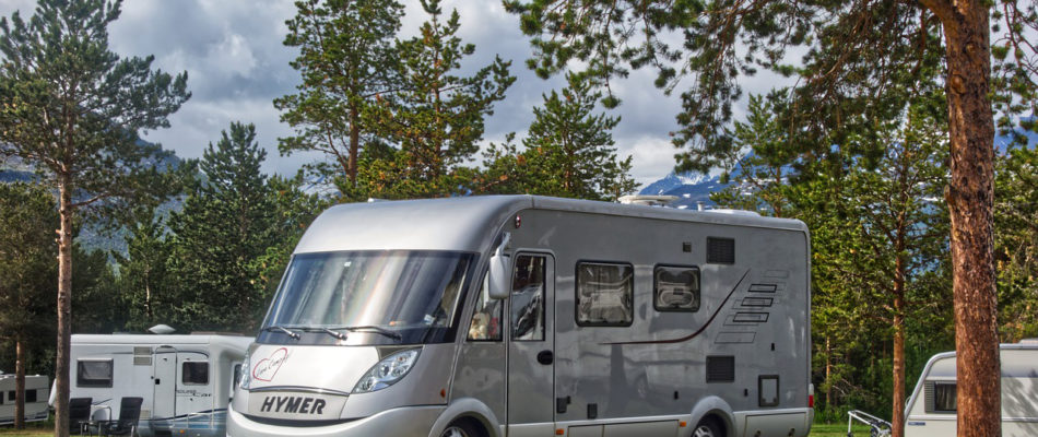 Urlaub mit dem Wohnmobil in Deutschland