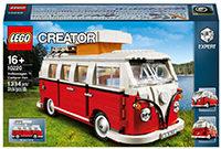 LEGO Creator Expert Volkswagen T1 Wohnmobil (ab 16 Jahren)
