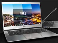 Acer Chromebook 514 Touchscreen CB514-1HT, Silber