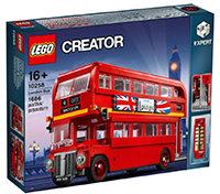 LEGO Creator Expert: Londoner Bus
