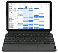 "Lenovo IdeaPad Duet Chromebook 2in1 10""FHD IPS MediaTek 4GB/128GB ChromeOS"