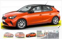 Privatleasing: OPEL Corsa 1,2, 55 kW (75 PS) Start/Stopp