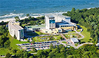 Wellness Kurzurlaub in Kolber, Polen im Hotel Arka Medical Spa 4*