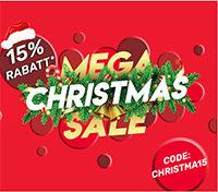 Christmas-Rabatt bei Neckermann - Dezember 2020