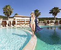 Sommer Urlaub in Griechenland 2021 im 5-Sterne Hotel Olympia Golden Beach Resort & Spa mit Halbpension
