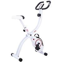 AsVIVA Sport Heimtrainer H14 Fitness-Fahrrad - klappbar