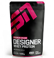 Designer Whey Protein von ESN Elite Sports Nutrients - Made in Germany
