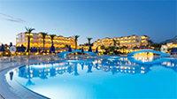 Lindos Princess Beach Hotel ( Lardos Rhodos Griechenland)