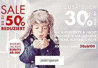 Winter Sale bei GALERIA im Januar 2021