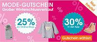 Kindermode bei babymarkt.de: - Winterschlussverkauf 2021