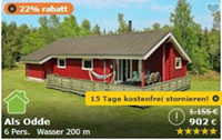 Ferienhaus in Deutschland Dänemark, Norwegen, Schweden bei Dancenter buchen