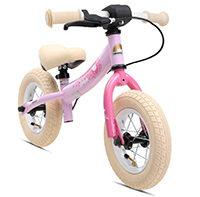 "bikestar Kinderlaufrad 10"" Sport Rosa"