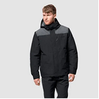 Jack Wolfskin Winterjacke »OAKWOOD JACKET M«
