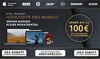 Highlights des Monats Februar 2021 bei NBB.de