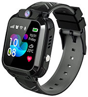 Kinder Smartwatch mit GPS, SOS und Anruffunktion