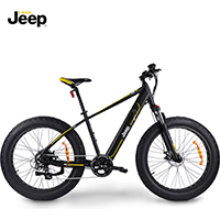 Jeep Mountain FAT E-Bike MHFR 7100