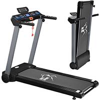Fitness- & Trainingsgeräte für Zuhause: platzsparendes klappbares Laufband von ArtSport