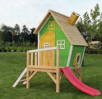 EXIT Garten Spielhaus für Kinder »Fantasia 300«