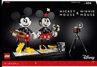 LEGO® Disney - 43179 Micky Maus und Minnie Maus