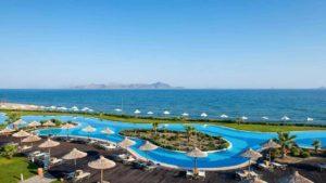 Luxus Resort auf der Insel Kos