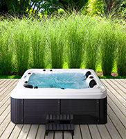 Outdoor-Whirlpool von Home Deluxe