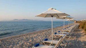 Top Hotel auf der Insel Kos mit feiner Gastronomie, schönem Sandstrand, kinderfreundlich