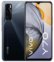 Vivo Y70 Smartphone gravity black 8/128GB