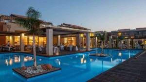 Die besten Luxushotels / Luxus Resorts auf der Insel Kos
