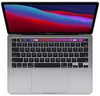 "Apple MacBook Pro 13,3"" 2020 M1/16/256 GB Space Grau BTO"