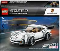 LEGO Speed Champions: 1974 Porsche 911 Turbo 3.0 Toy