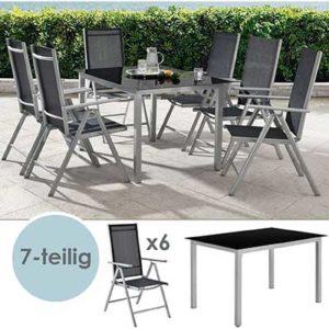 ArtLife Aluminium Gartenmöbel Set