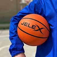 """JELEX """"Sniper"""" Basketball classic orange"""