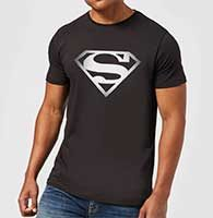 DC Originals Superman Spot Logo Herren T-Shirt