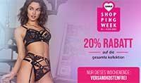 Glamour Shopping Week 2021 bei Hunkemöller
