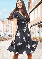 Damen Sommerkleider: Shirt Kleid von BODYFLIRT