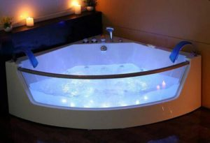 Home Deluxe Atlantic Whirlpool für zwei Personen