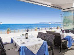 Restaurant im 4-Sterne Hotel Corissia Princess auf Kreta