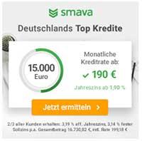 Online Kreditvergleich - Kreditrechner