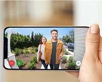Die innovativen Video-Türklingel und Sicherheitskameras ermöglichen es Dir, Dein Heim vom Smartphone, Tablet oder PC aus zu überwachen