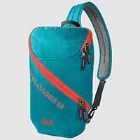 Nachhaltige Slingbag Ecolader 12 Bag von Jack Wolfskin